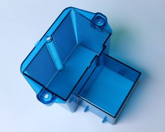 Plastique fait sur commande choisissez/couleur multi moulant la boîte bleue 200x300mm