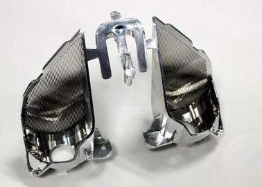 Pièces des véhicules à moteur de électrodéposition de traitement secondaires de moulage par injection, 2 cavités avec la porte latérale