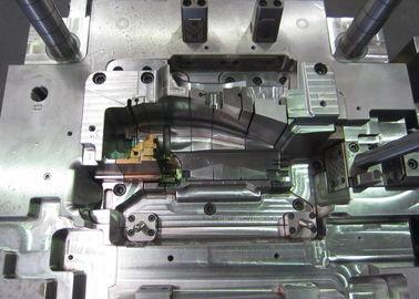 Le moulage par injection en plastique moule le prototype avec la partie du plat d'ab aucun cavité et noyau individuels